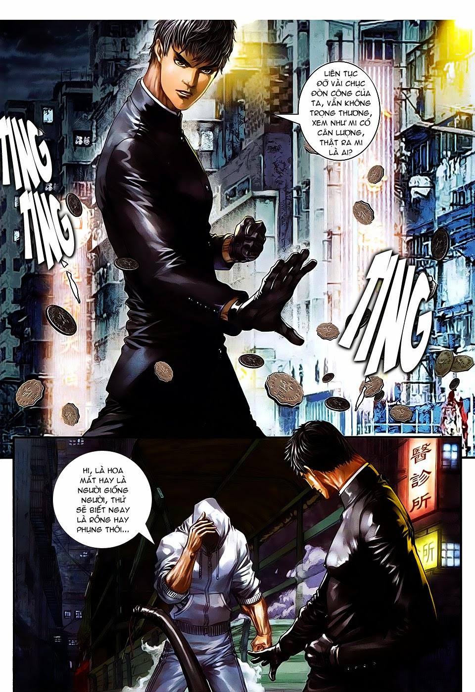 Quyền Đạo chapter 8 trang 28
