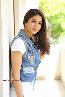 Telugu Actress Lavanya Tripathi Latest Pos in Denim Jeans and Jacket  0115.JPG