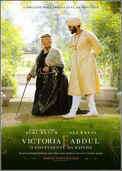19 - Victoria e Abdul: O Confidente da Rainha - Dublado Legendado