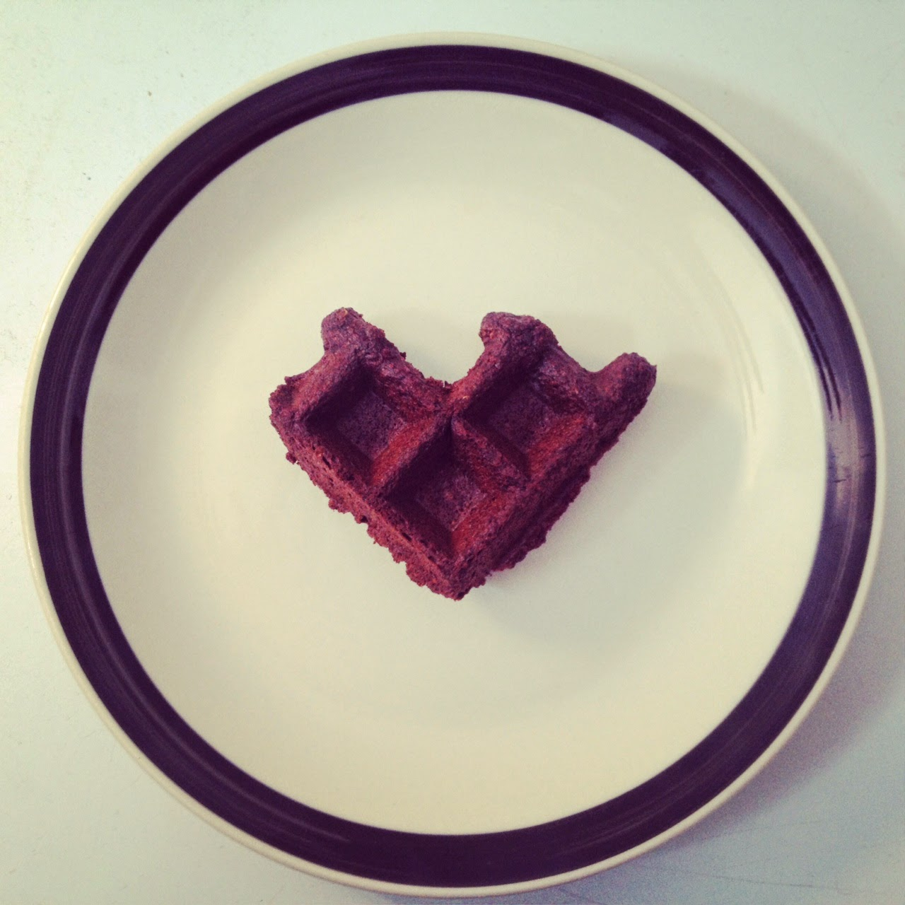 gluten free waffles #loverevolution