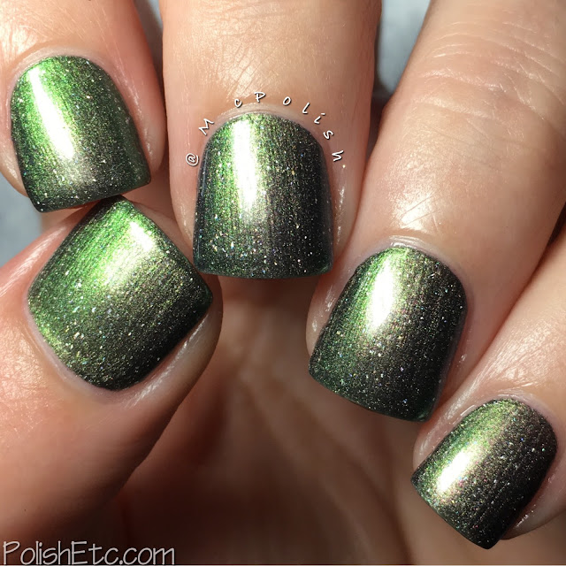 Takko Lacquer - Starships - McPolish
