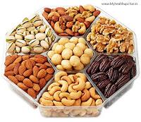 Hamesha Swasth Rahne K liye Nuts Khaye - Eat Nuts