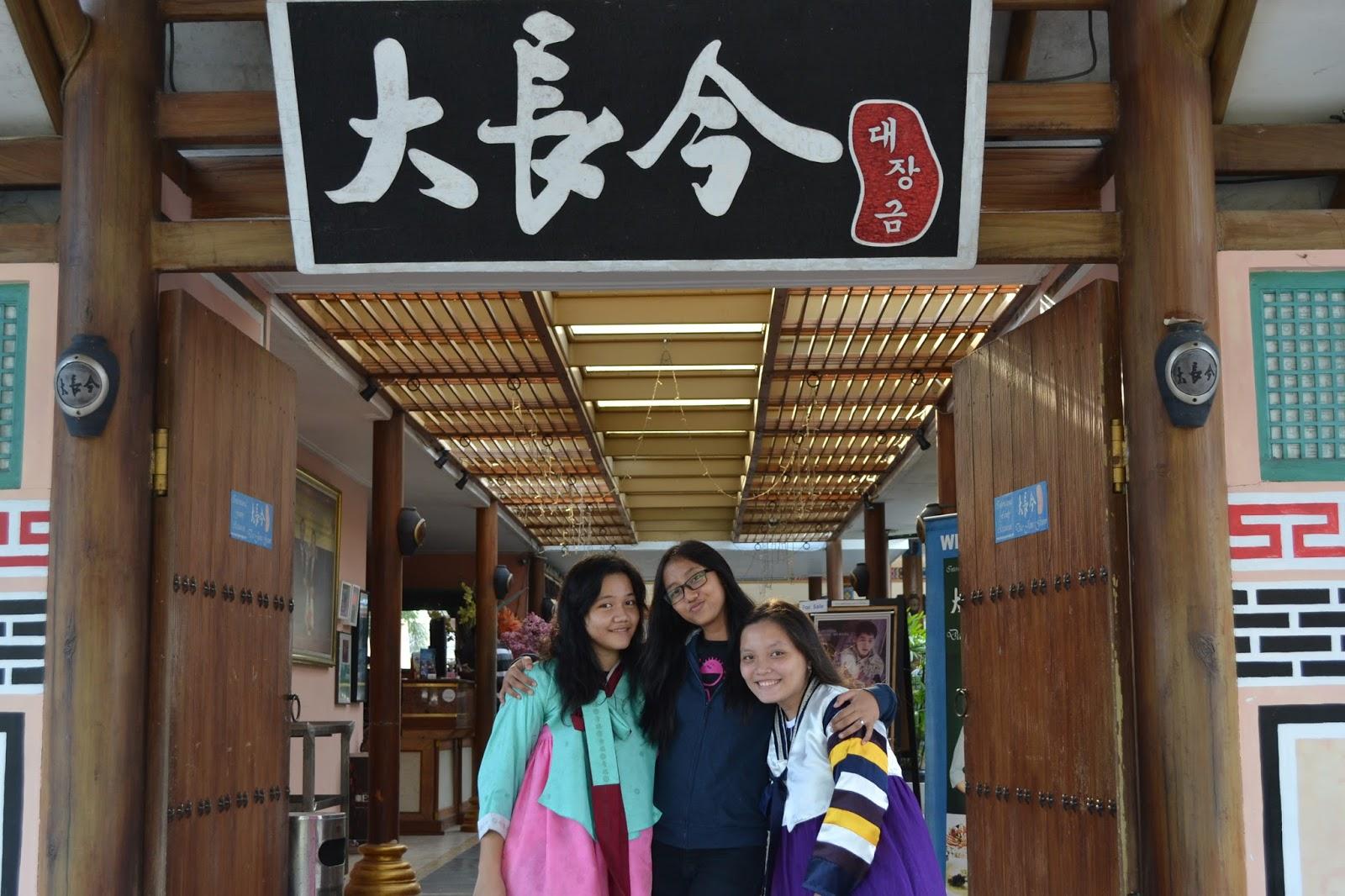 MUKBANG di Korea-nya Jogja! | Dae Jang Geum - Rsjournal