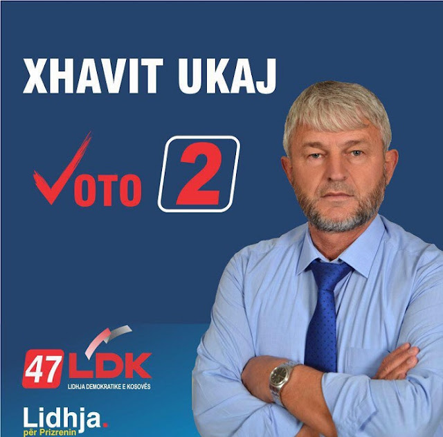 Over € 100,000 stolen in the house of former Kosovo MP, Xhavit Ukaj