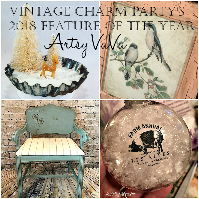 Our Hopeful Home Vintage Charm Party