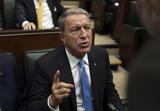 Νέες δηλώσεις Ακάρ για την «ανυποχώρητη γαλάζια πατρίδα»