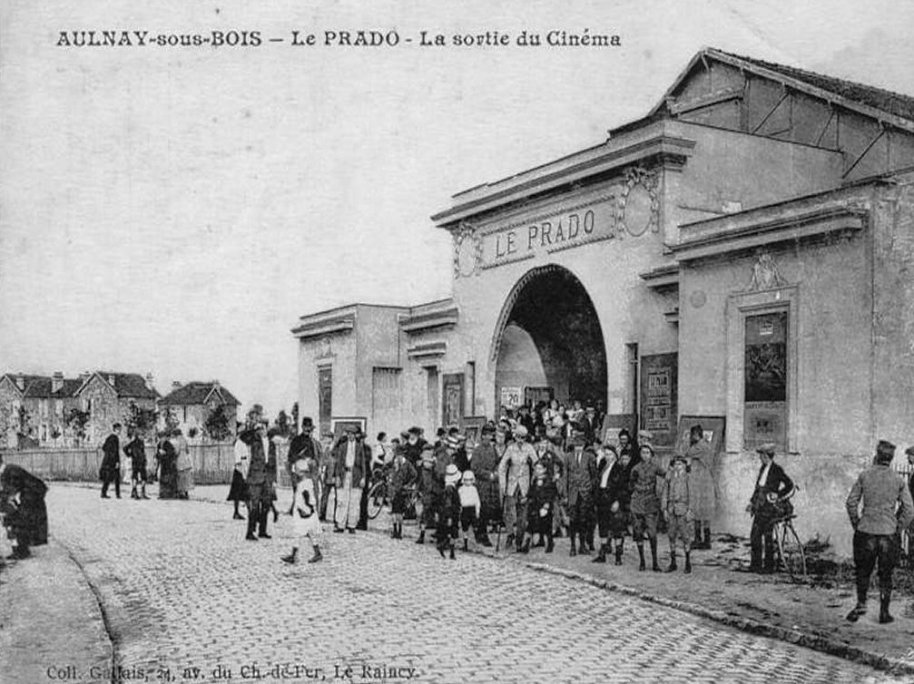 Ciné Façades Prado (Aulnay sous Bois 93) # Ostéopathe Aulnay Sous Bois