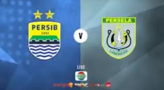Susunan Pemain Persib Bandung vs Persela Lamongan - Liga 1 Senin 16 Juli 2018