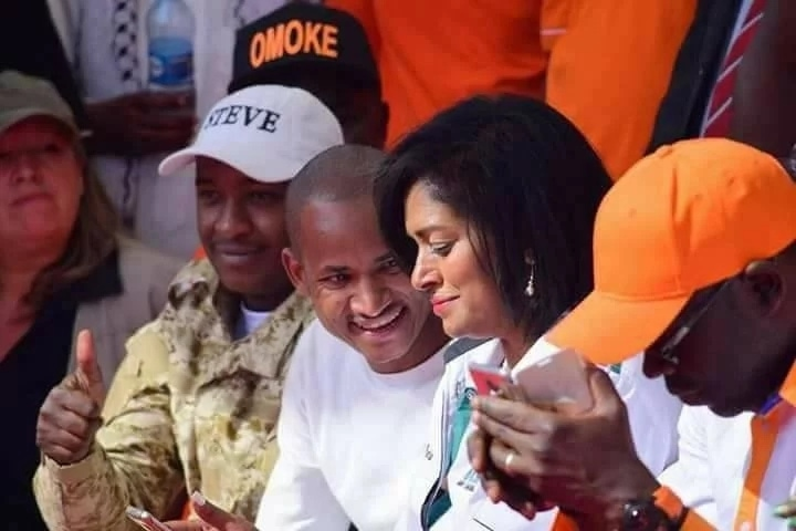 Babu Owino Esther Passaris Love Affair