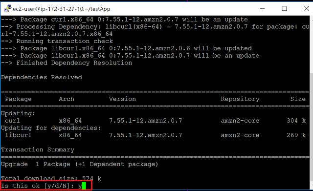 Railsサーバー起動のためにNode.jsインストール2