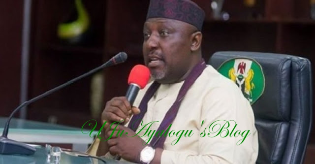Why Most Nigerian Governors Have Backed Buhari for Second Term - Gov. Okorocha