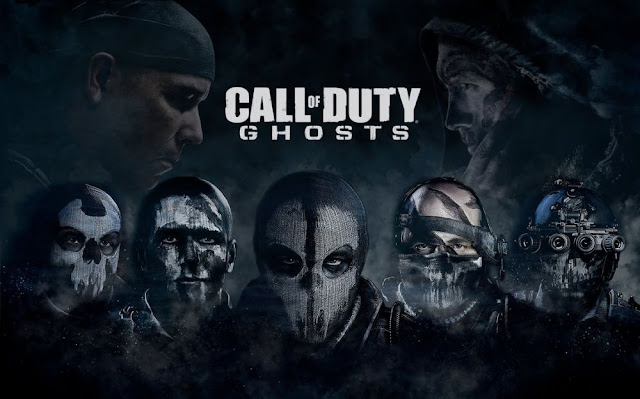 Call Of Duty Ghosts (2013)