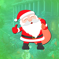 AvmGames Rescue Santa From Mystery Palace