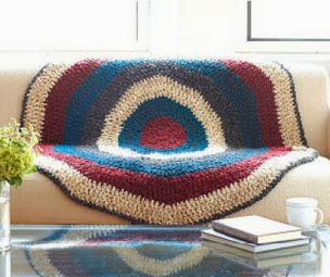http://www.michaels.com/Lion-Brand%C2%AE-Homespun%C2%AE-Thick-Quick%C2%AE-Circle-Afghan-%28Crochet%29/35702,default,pd.html?cgid=projects-yarnandneedlecrafts-homedecor