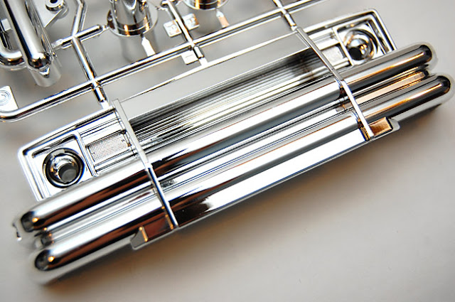 Tamiya Lunchbox chrome