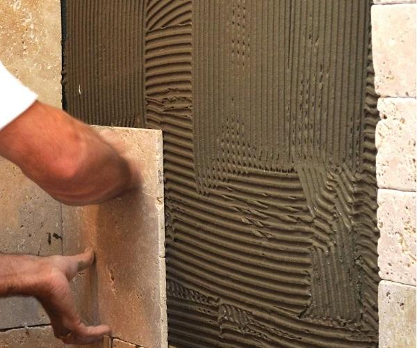 Terra antiqva ceramica como colocar azulejos en el ba o for Concreto de cera en los azulejos del bano