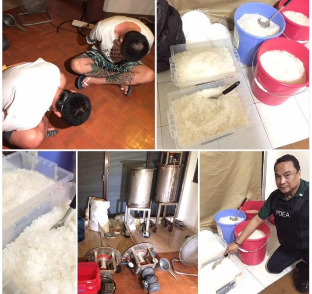"PDEA's Oplan ""First Blood"": 2 Taiwanese were Arrested"