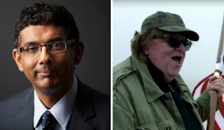 Why Dinesh D'Souza is the New Michael Moore