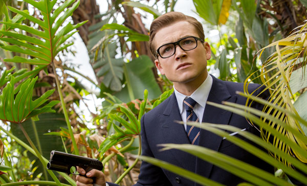 Eggsy (Taron Egerton) is back in KINGSMAN: THE GOLDEN CIRCLE (2017)