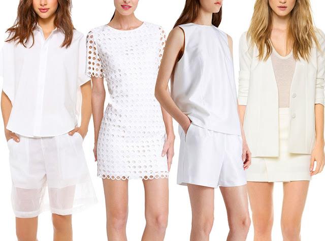 Resultado de imagen para ropa  de color blanco
