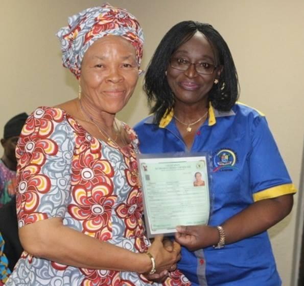 Lagos pays N597M to 148 Retirees