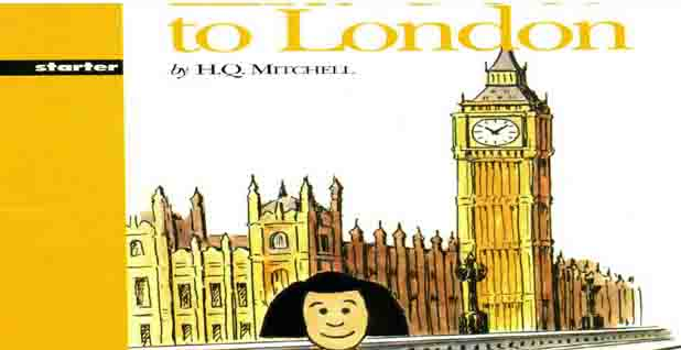 اقوى الاسئلة على قصة Lisa goes to London بالاجابات النموذجية