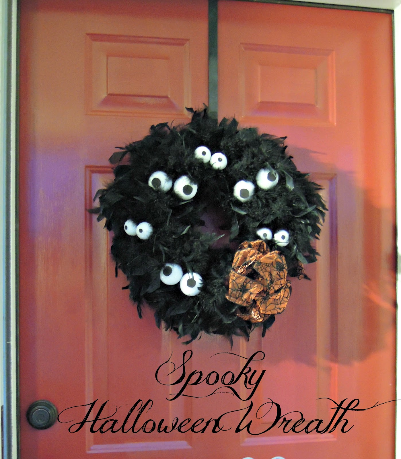 Easy At Home Halloween Decorations: Easy Ideas For Halloween