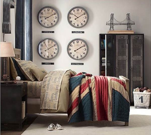 Tips to Create an Industrial Style Bedroom 4