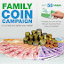 Exchange your coins at FamilyMart and earn extra Snap points!