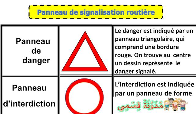- panneau d'interdiction
