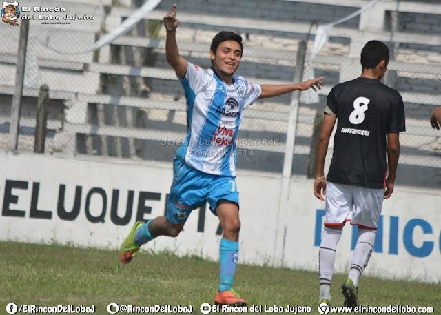 Fotos | 2017 | Fecha 12 | Sub 19 | Ñuñorco 2-4 Gimnasia | Regional del NOA
