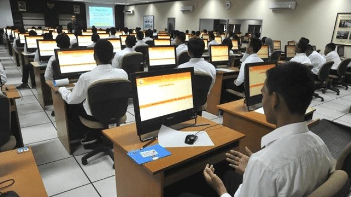 Simulasi Tes Cat Cpns Pppk Online 2021 Informasi Pendidikan