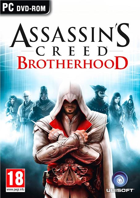 Assassins Creed BrotherHood Complete Edition Portada