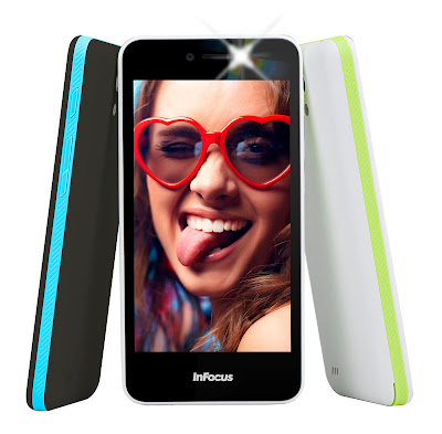 InFocus launches world's most affordable Android Marshmallow smartphone Bingo 10 in India for Rs. 4299