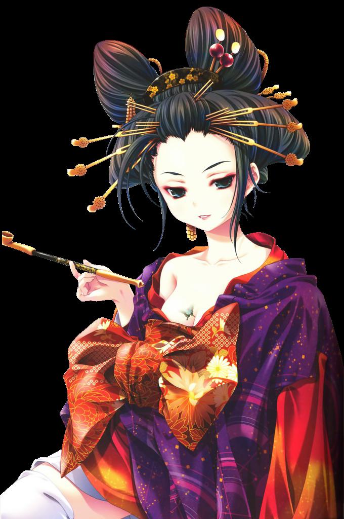 Render Geisha