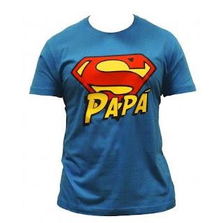 Camiseta de Superr Papá
