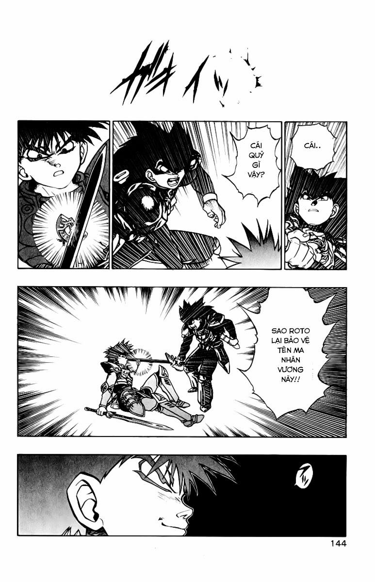 Dragon Quest: Emblem of Roto chap 37 trang 5