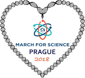 March for Science Prague
