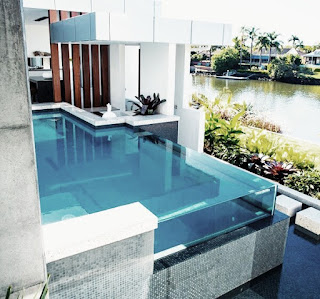 Luxury Home Design 2 Floors With Swimming Pool