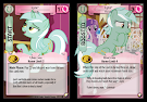My Little Pony Lyra, Handy Equestrian Odysseys CCG Card