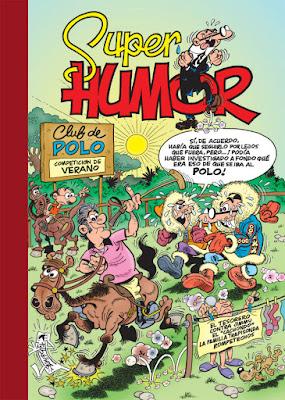 Resultado de imagen de libro de Mortadelo y Filemón el tesorero contra Jimmy el cachondo la familia Trapisonda identifica