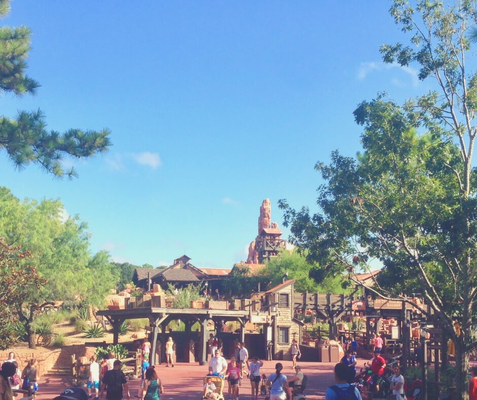 Top 7 Things You Should Do At Magic Kingdom, Walt Disney World | Go to Thunder Mountain to have a great time!