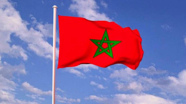 قصة العلم المغربي.