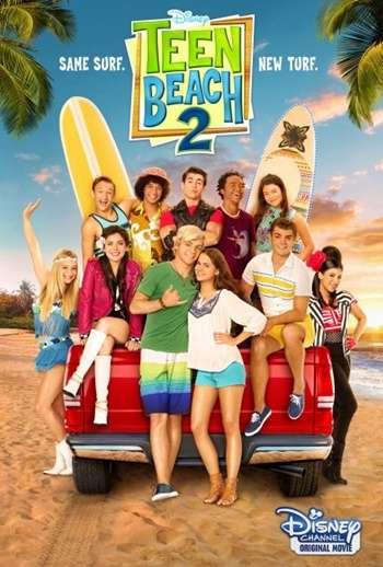 Teen Beach Movie 2 (2015) DVDRip Latino