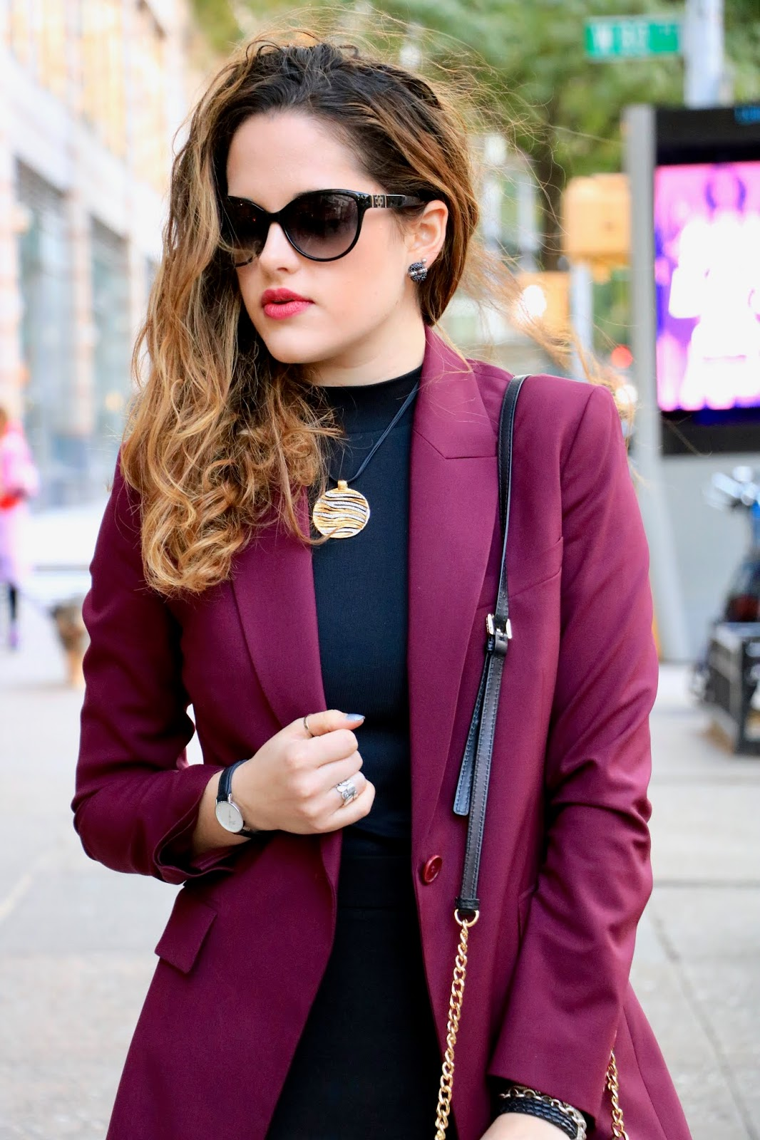 Nyc fashion blogger Kathleen Harper's outfit ideas
