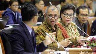 KPK Akan Selidiki Info Junimart Soal Dugaan Uang Rp 30 M ke Teman Ahok