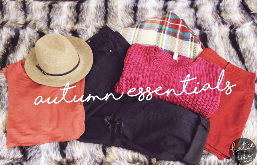 Autumn Essentials | katielikeme.com ft betabrand autumn essentials, fall fashion