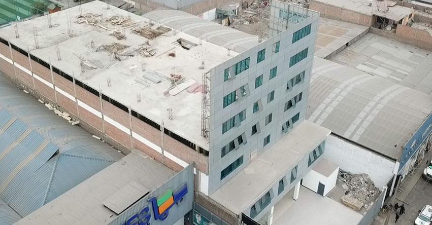 Universidad TELESUP simulaba tener 7 pisos pero SUNEDU descubrió el engaño [VIDEO]