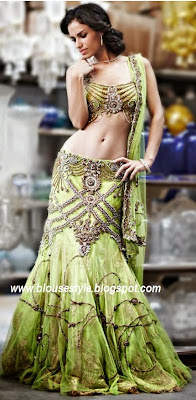 NORTH INDIAN SAREE BLOUSE