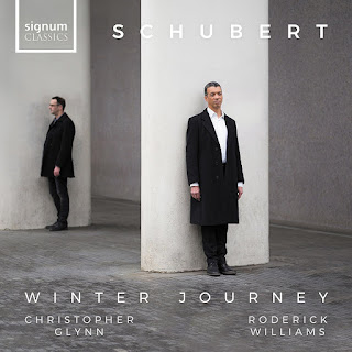 Schubert Winter Journey - Roderick Williams, Christopher Glynn - Signum Classics